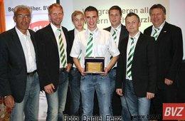 BVZ Sportler des Jahres 2013 (Bezirk Güssing) Michael Marth