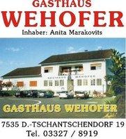 Gasthof Wehofer